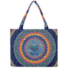Traditional Pakistani Art Mini Tote Bag
