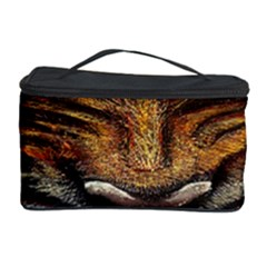 Tiger Face Cosmetic Storage Case