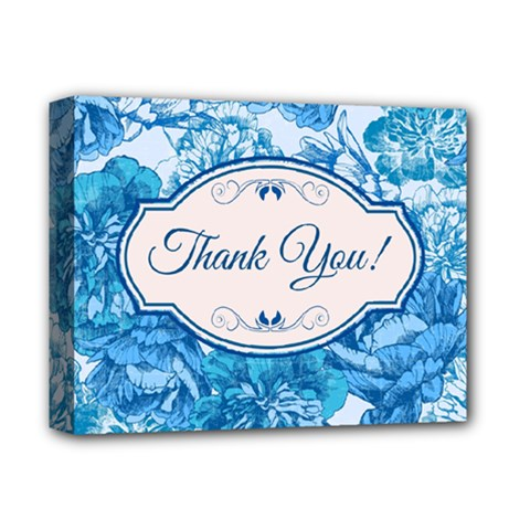 Thank You Deluxe Canvas 14  X 11
