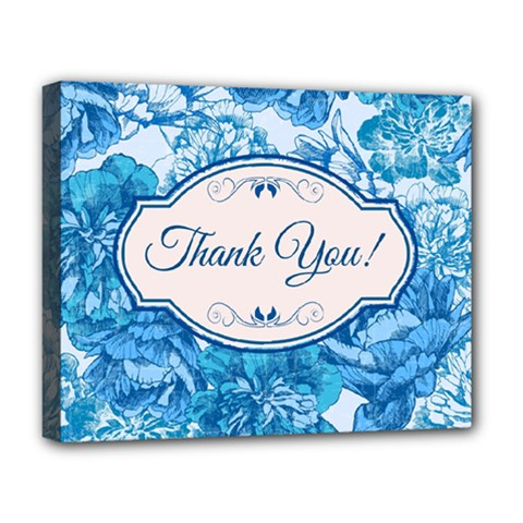 Thank You Deluxe Canvas 20  X 16