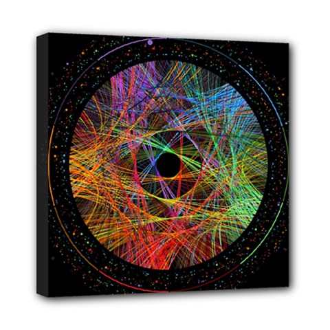 The Art Links Pi Mini Canvas 8  X 8  by BangZart