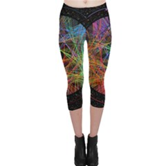 The Art Links Pi Capri Leggings