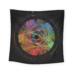 The Art Links Pi Square Tapestry (small)