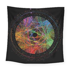 The Art Links Pi Square Tapestry (large)