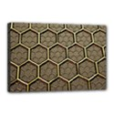 Texture Hexagon Pattern Canvas 18  x 12  View1