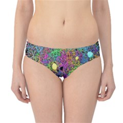 Starbursts Biploar Spring Colors Nature Hipster Bikini Bottoms