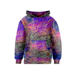 Poetic Cosmos Of The Breath Kids  Pullover Hoodie
