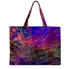 Poetic Cosmos Of The Breath Medium Tote Bag by BangZart