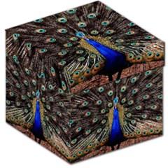Peacock Storage Stool 12