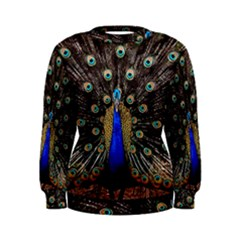 Peacock Women s Sweatshirt