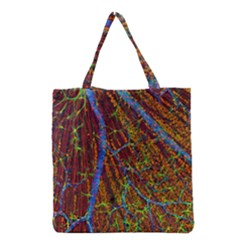 Neurobiology Grocery Tote Bag by BangZart