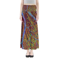 Neurobiology Full Length Maxi Skirt