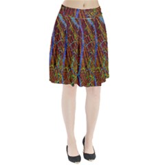 Neurobiology Pleated Skirt
