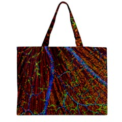 Neurobiology Medium Zipper Tote Bag