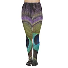 Peacock Feather Women s Tights