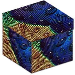 Peacock Feather Retina Mac Storage Stool 12   by BangZart