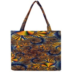 Pattern Bright Mini Tote Bag