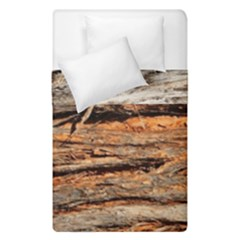 Natural Wood Texture Duvet Cover Double Side (single Size) by BangZart