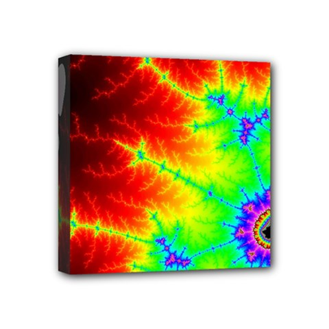 Misc Fractals Mini Canvas 4  X 4  by BangZart