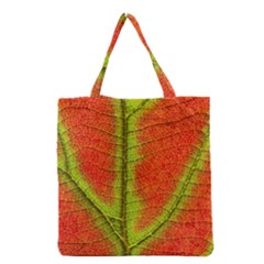 Nature Leaves Grocery Tote Bag by BangZart