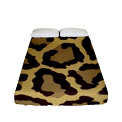 Leopard Fitted Sheet (full/ Double Size)