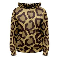 Leopard Women s Pullover Hoodie