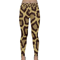 Leopard Classic Yoga Leggings