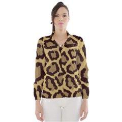 Leopard Wind Breaker (women)