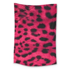 Leopard Skin Large Tapestry