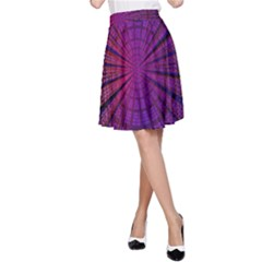 Matrix A Line Skirt