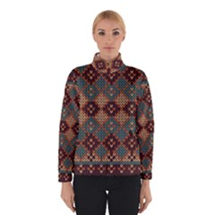 Knitted Pattern Winterwear