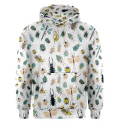 Insect Animal Pattern Men s Pullover Hoodie