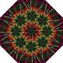 Kaleidoscope Patterns Colors Straight Umbrellas View1