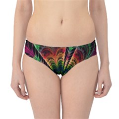 Kaleidoscope Patterns Colors Hipster Bikini Bottoms