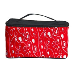 Heart Pattern Cosmetic Storage Case by BangZart