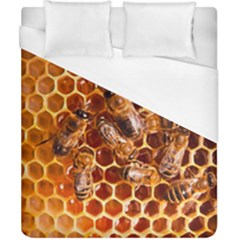 Honey Bees Duvet Cover (california King Size)