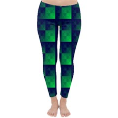 Fractal Classic Winter Leggings