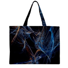 Fractal Tangled Minds Medium Tote Bag