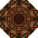 Fractal Kaleidoscope Hook Handle Umbrellas (Large) View1