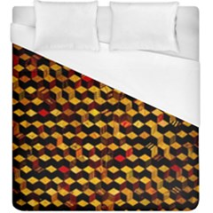 Fond 3d Duvet Cover (king Size)