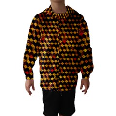 Fond 3d Hooded Wind Breaker (kids)