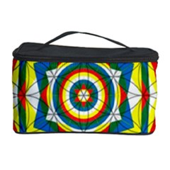 Flower Of Life Universal Mandala Cosmetic Storage Case by BangZart