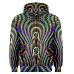 Curves Color Abstract Men s Zipper Hoodie