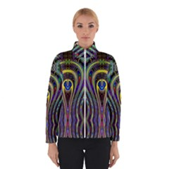 Curves Color Abstract Winterwear