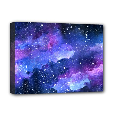 Galaxy Deluxe Canvas 16  X 12   by Kathrinlegg