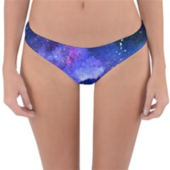 Galaxy Reversible Hipster Bikini Bottoms by Kathrinlegg