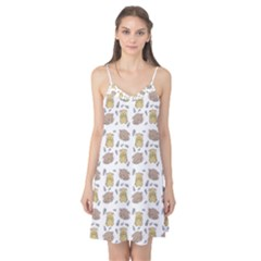 Cute Hamster Pattern Camis Nightgown