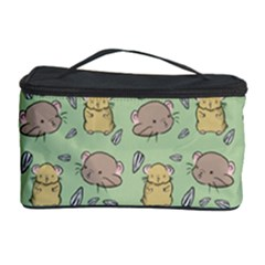 Cute Hamster Pattern Cosmetic Storage Case by BangZart
