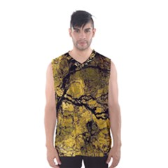 Colorful The Beautiful Of Traditional Art Indonesian Batik Pattern Men s Basketball Tank Top