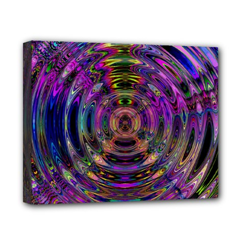 Color In The Round Canvas 10  X 8